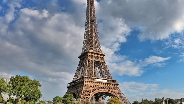 Eiffel Tower- Worlds' Iconic Centerpiece