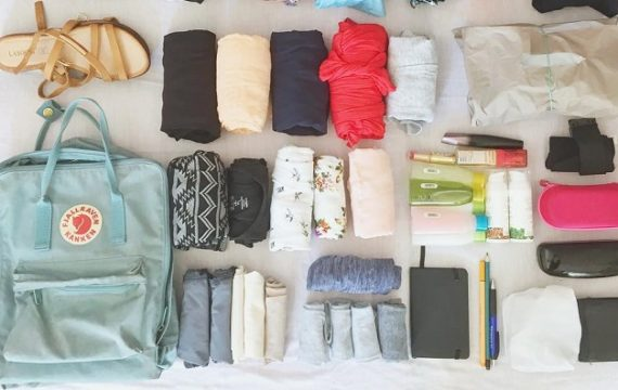 The ultimate packing guide for hikers