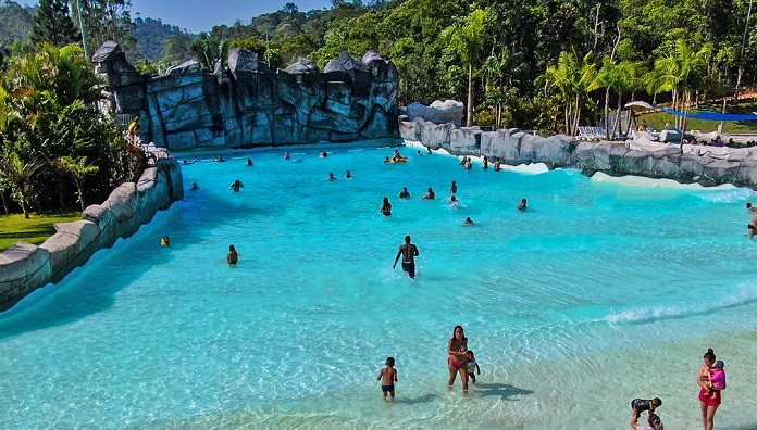 Visit the 5 Topmost Water parks in the world!