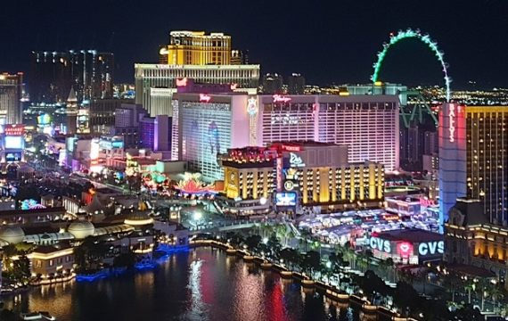 Las Vegas: The most lively place on Earth