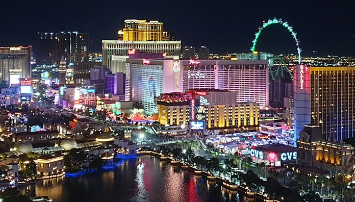 Las Vegas: Themost lively place on Earth