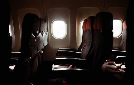 Hacks to survive the middle seat of an airplane