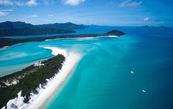 Discover The True Beauty Of Hayman Island